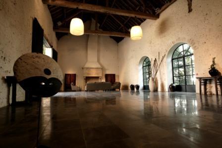 salle renaissance - Domaine De Quincampoix Mariage