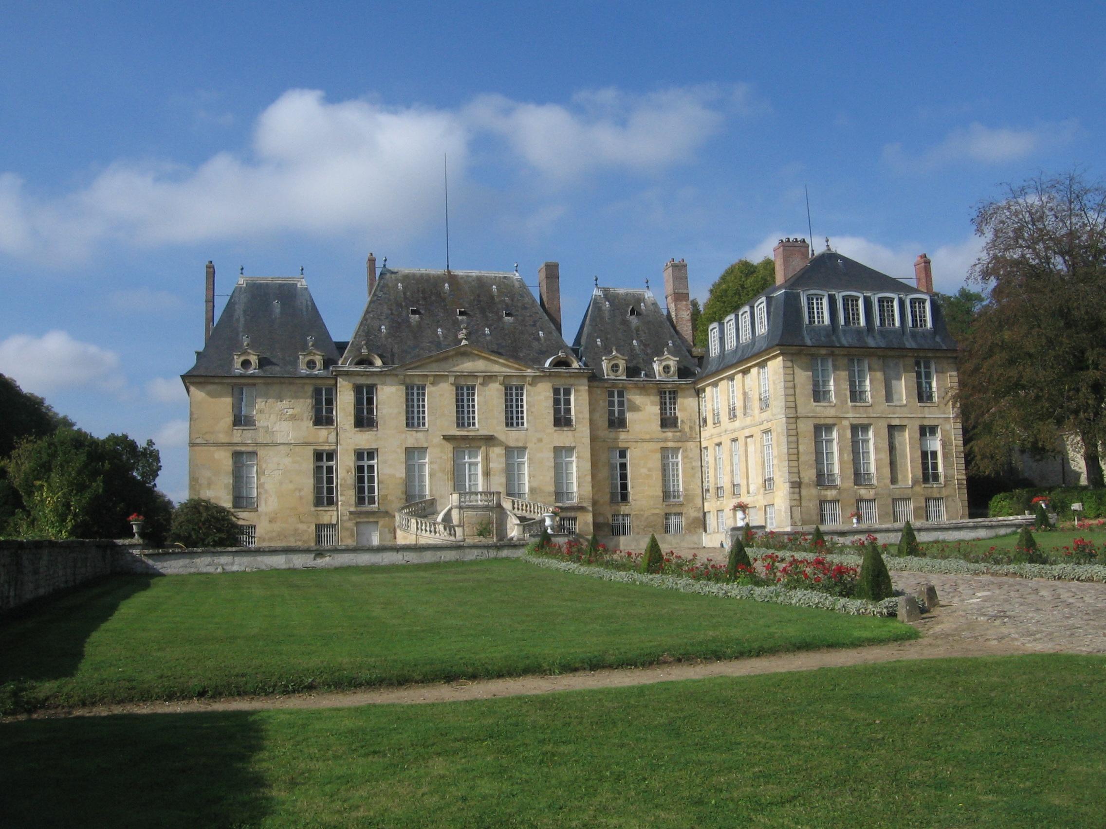 montgeroult - Chateau Mariage Val D Oise