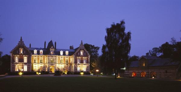 chteau de nuit - Chateau De Tilques Mariage