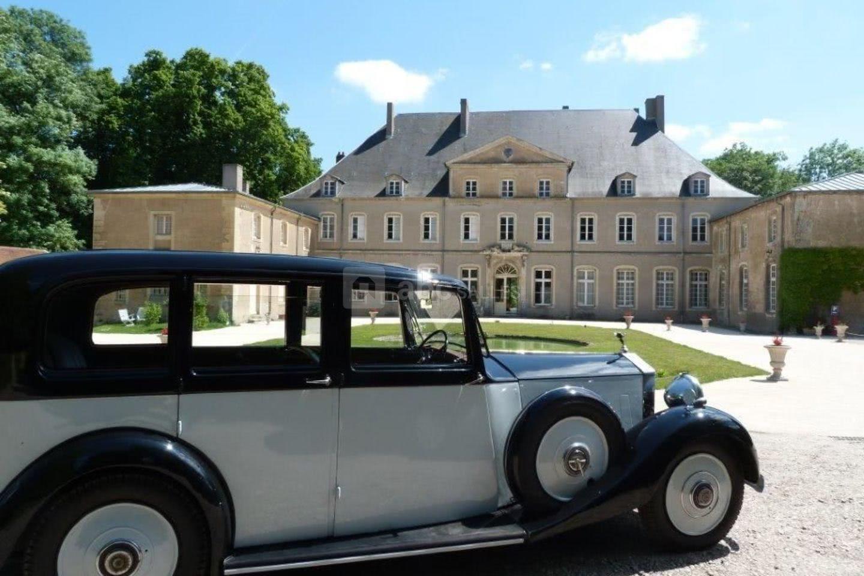 Château de Saulxures-les-Nancy