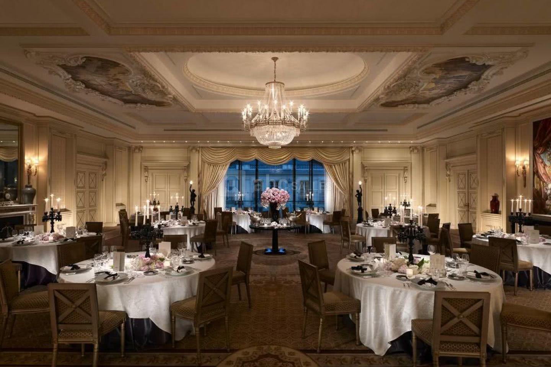 Shangri la Hôtel