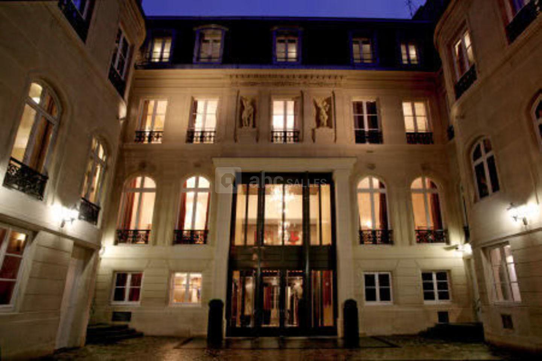 Hôtel Particulier Paris 9 - Eurosites Liège