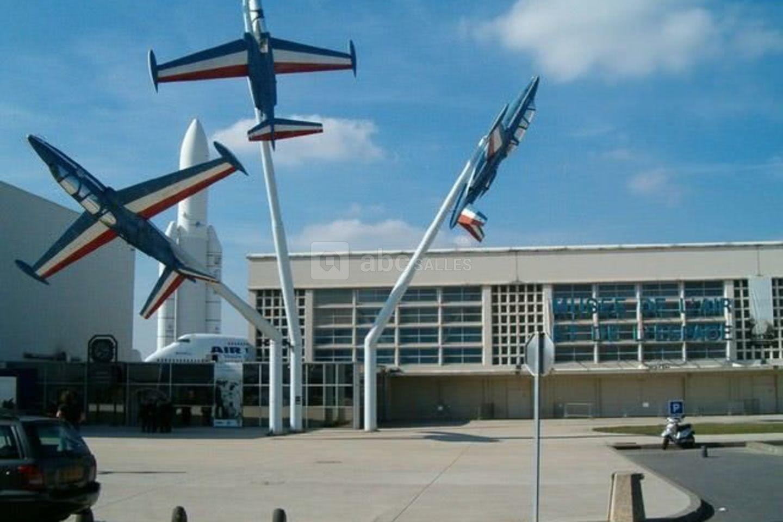 Aeroport de Paris le Bourget- Espace Corporate