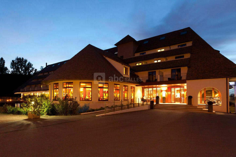 Best Western Hôtel l'Orée et Spa