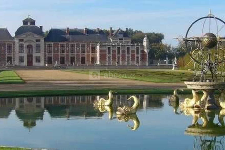Orangerie du Château du Champ de Bataille