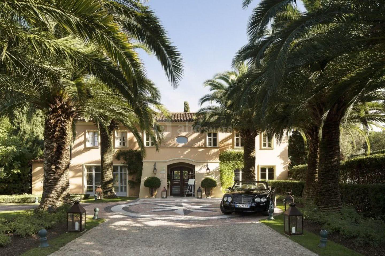 Hôtel la Bastide de Saint Tropez