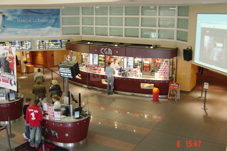 Mega CGR - Tours Centre