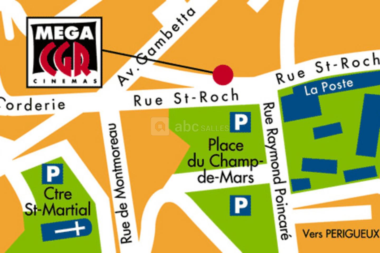 Mega CGR - Angouleme