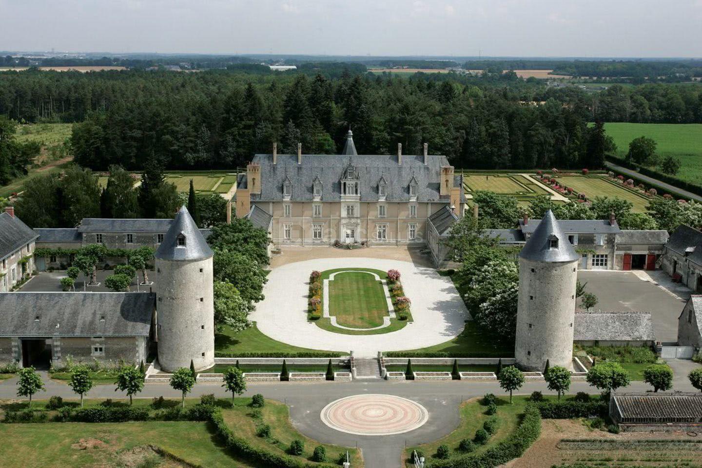 Le Château de Longueplaine