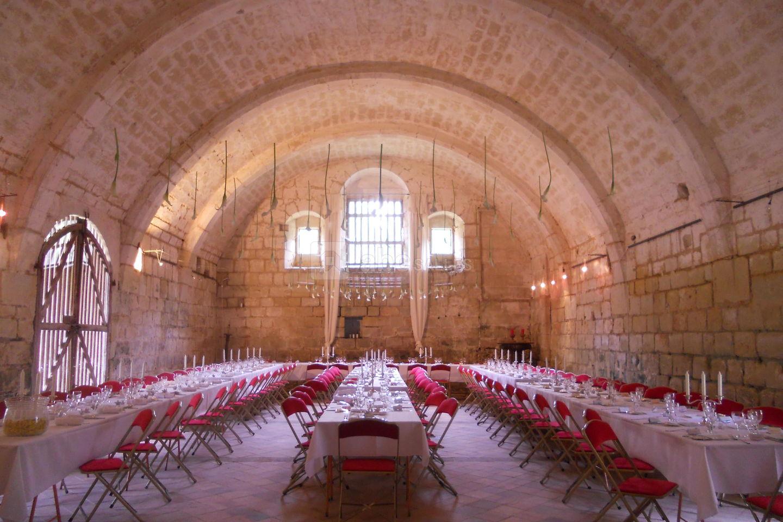 Ancienne Abbaye de la Clarte Dieu