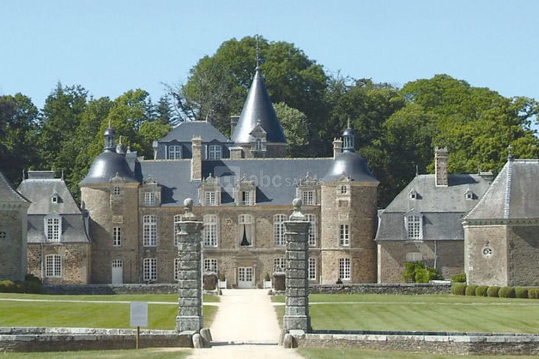 Domaine de la Bourbansais