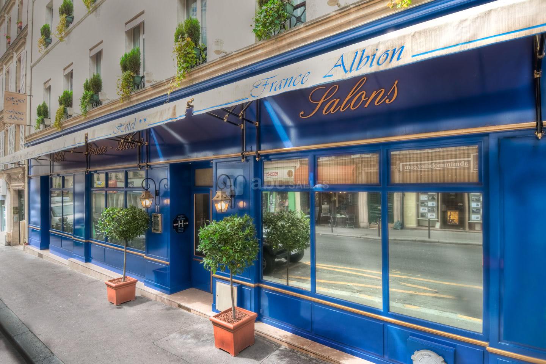 Hôtel France-Albion**sup