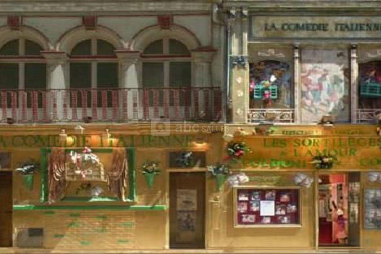La Comédie Italienne - ABC Salles