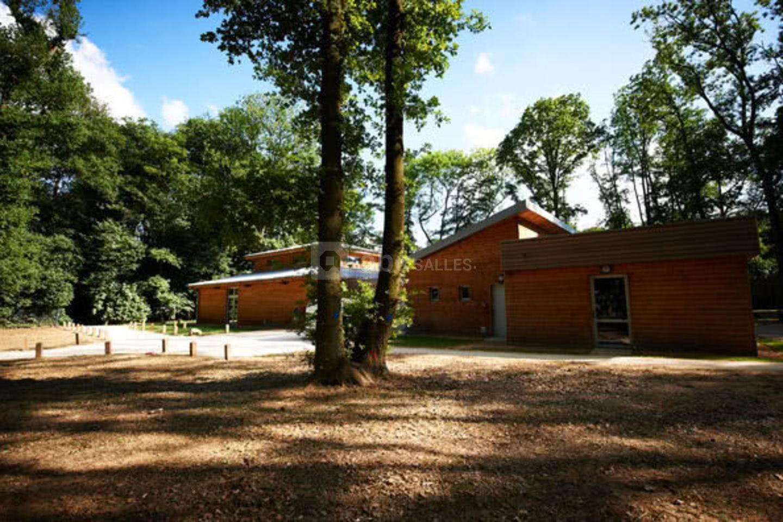 Le Pavillon des Bois Blancs