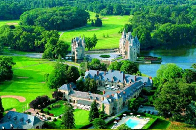Domaine de la Bretesche Hôtel Spa Golf