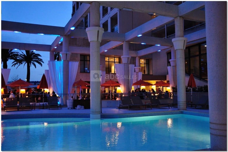 Riviera Marriott Hôtel la Porte de Monaco