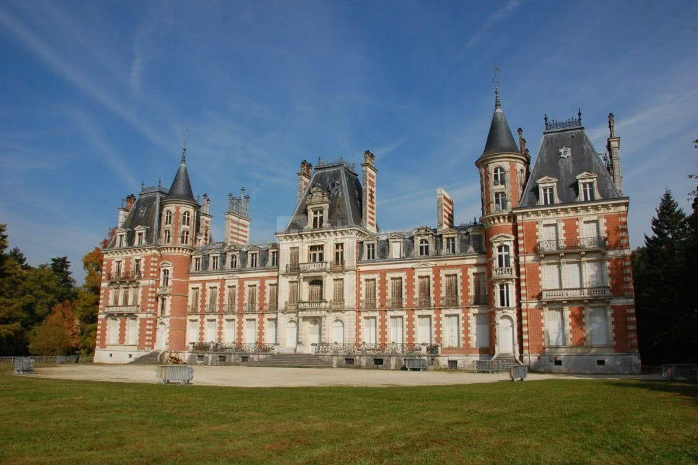 Château de la Charbonnière