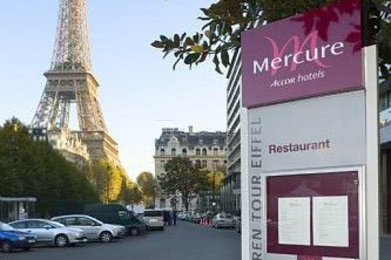 Mercure Paris Suffren Tour Eiffel
