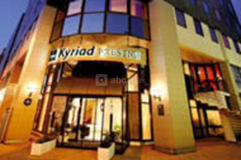 Hôtel Kyriad le Havre Centre