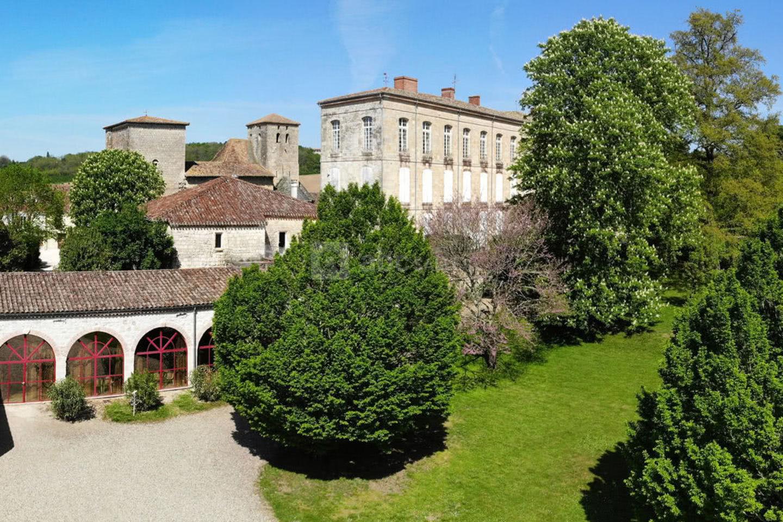 Château d'Aubiac