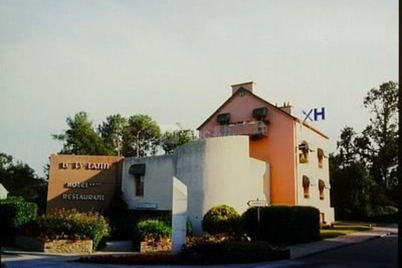 Hôtel Restaurant le Ty Lann