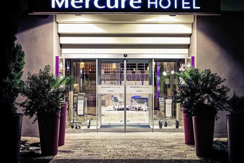 Hôtel Mercure Lyon Charbonnieres
