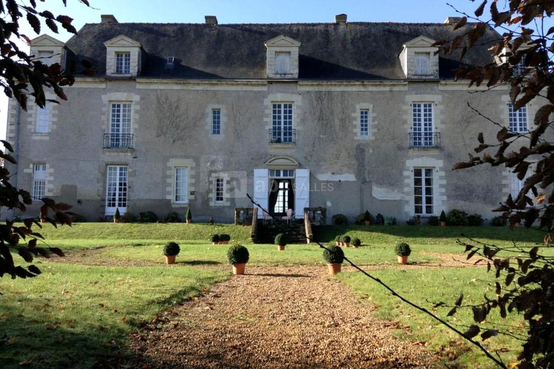 L'Orangerie du Château de Bois-Briand