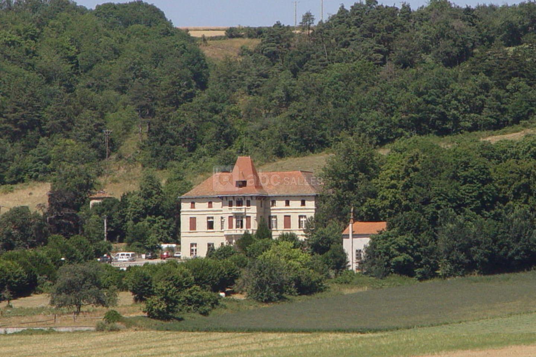 Château d'Alleret
