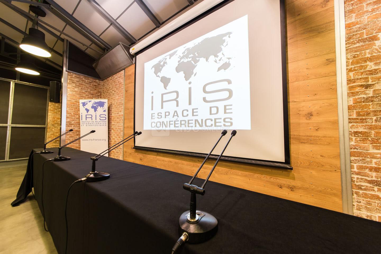Espace de Conférences Iris