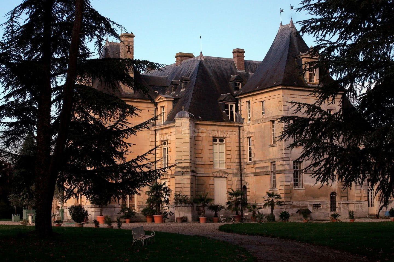 Orangerie du Château d'Acquigny