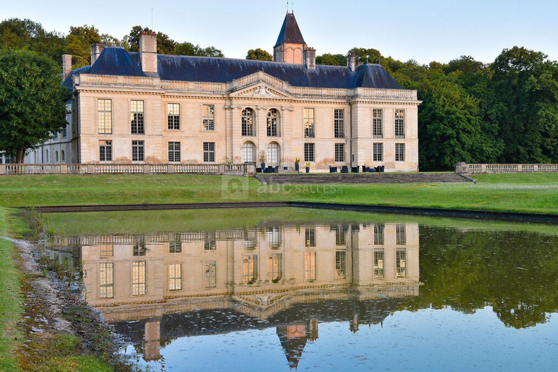 Chateau De Mery Sur Oise Abc Salles