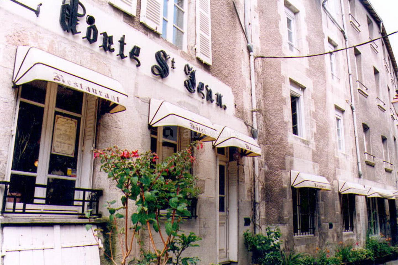 Hôtel Restaurant de la Porte Saint Jean