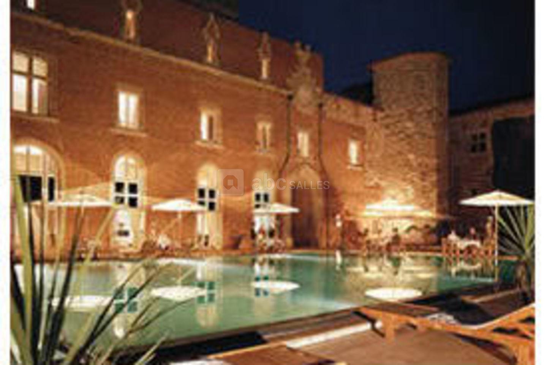 Hôtel*** Restaurant Château de Terrides