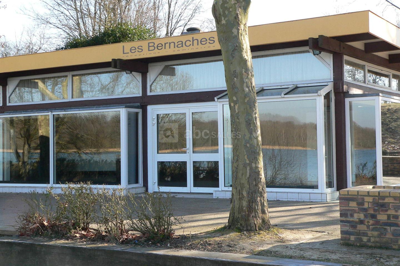 Salle Des Bernaches A La Base Regionale De Loisirs De Saint