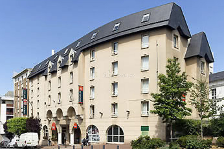 Ibis Hôtel Porte de Versailles Mairie d'Issy