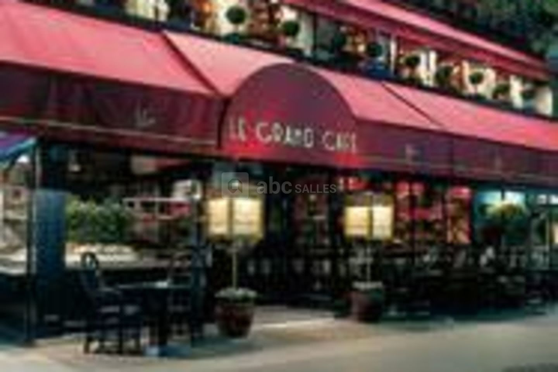 Le Grand Cafe Paris Capucines