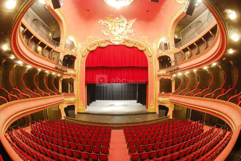 Centre des Congrès d'Aix les Bains