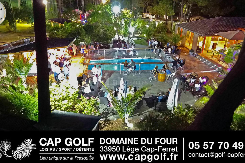 Domaine CapGolf et RedStore