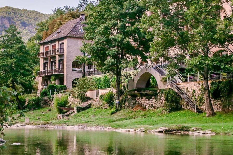 Le Grand Hotel De La Muse Et Du Rozier Abc Salles