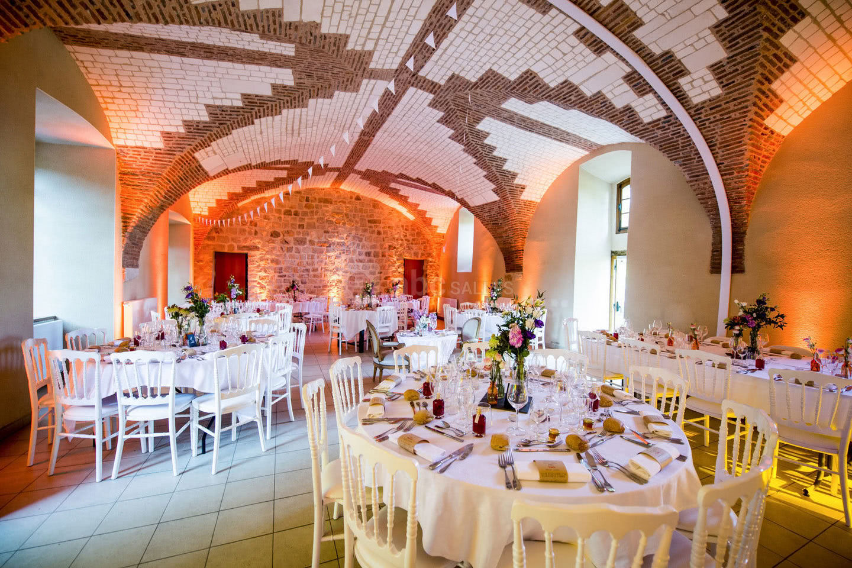 Salle Jean Gamby-Abbaye de Vauluisant
