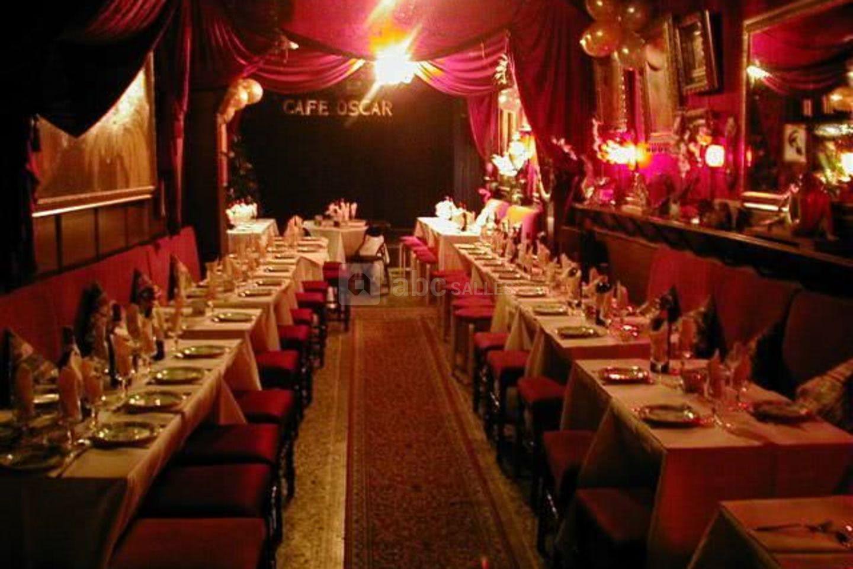 Café Oscar Paris