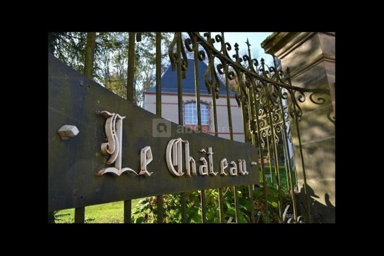 Le Château de Monthureux
