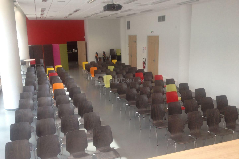 Salle Conférence B612