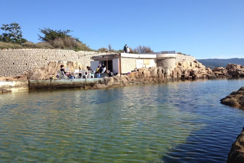 Site Privee 3 Hectares les Pieds Dans l'Eau Corse du Sud