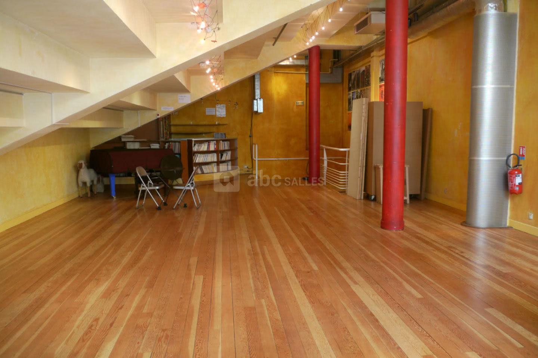 Foyer Théâtre Artistic Athvains