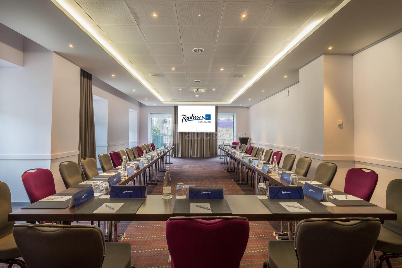 Radisson Blu Hotel Nantes Abc Salles