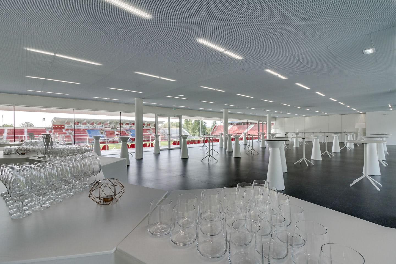 Stade Gaston Gérard - Parc des Sports