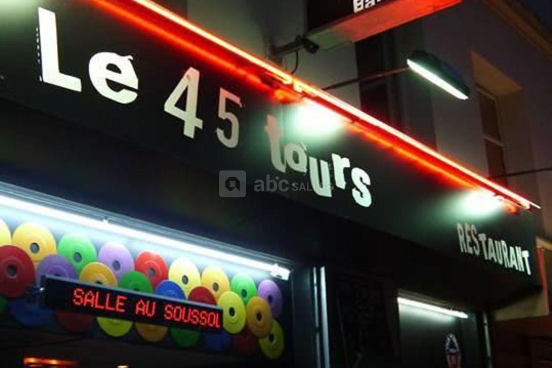 Le 45 Tours