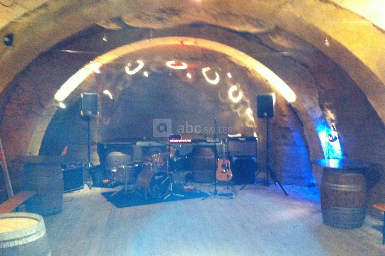 Les Caves du Château
