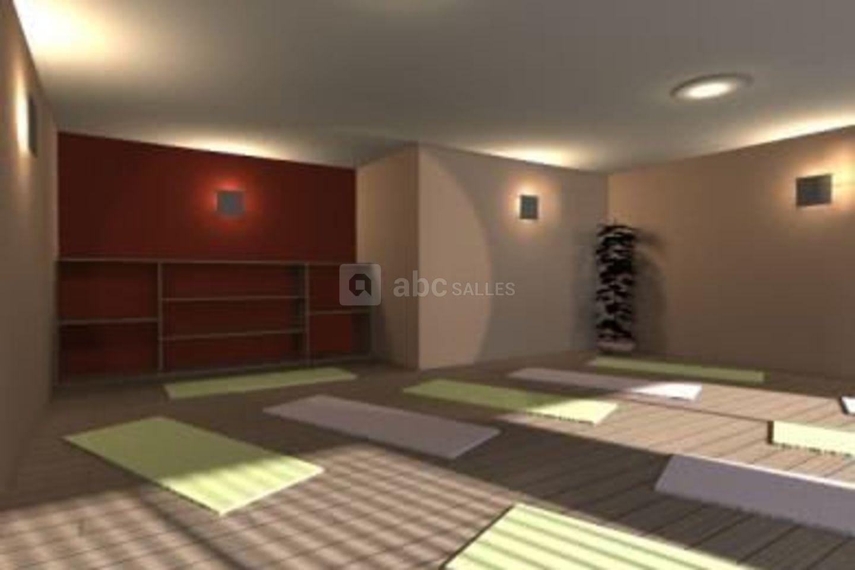 Salle Yoga Bien Etre